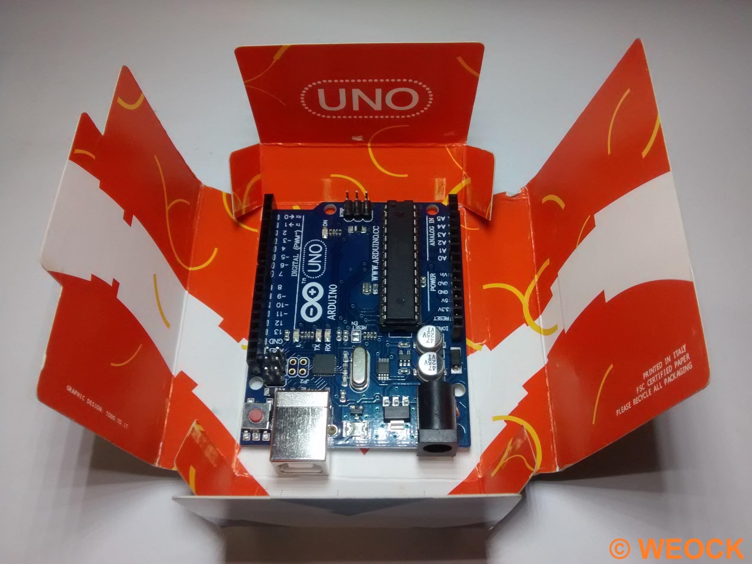 arduino in original box