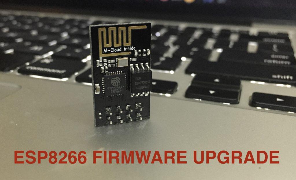 esp8266-firmware-upgrade